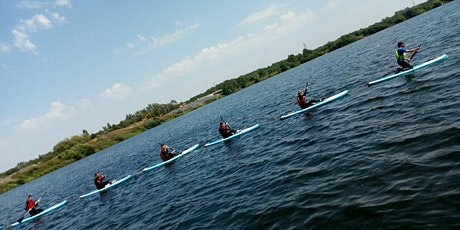 Stand up paddle boarding - August 2021 tickets