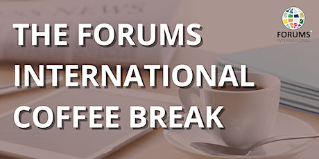 Coffee Break: Supporting your customers survival. tickets