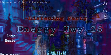 Energy Hwy 25 Release party tickets
