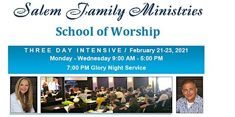 Salem Family Ministries School Of Worship Haslett, MI tickets