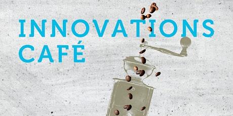 Innovations-Café  X  Precelerator: Starte dein eigenes Ding! Tickets