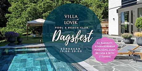 DAGSFEST @villalovik tickets