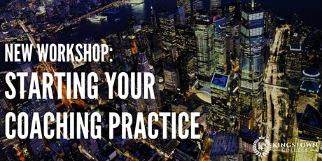 Starting your Coaching Business tickets