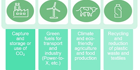 International perspectives in IFD's mission-driven green partnerships tickets