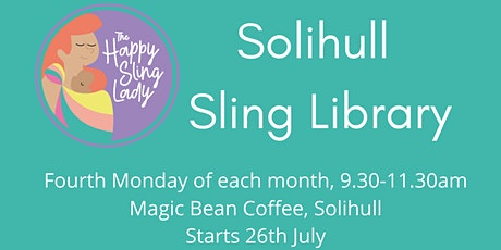 Solihull Sling Library tickets