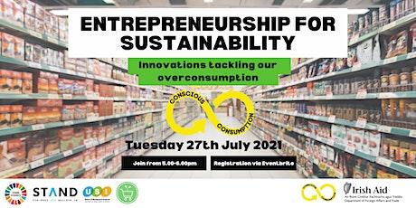 Entrepreneurship for Sustainability with Ethicart tickets