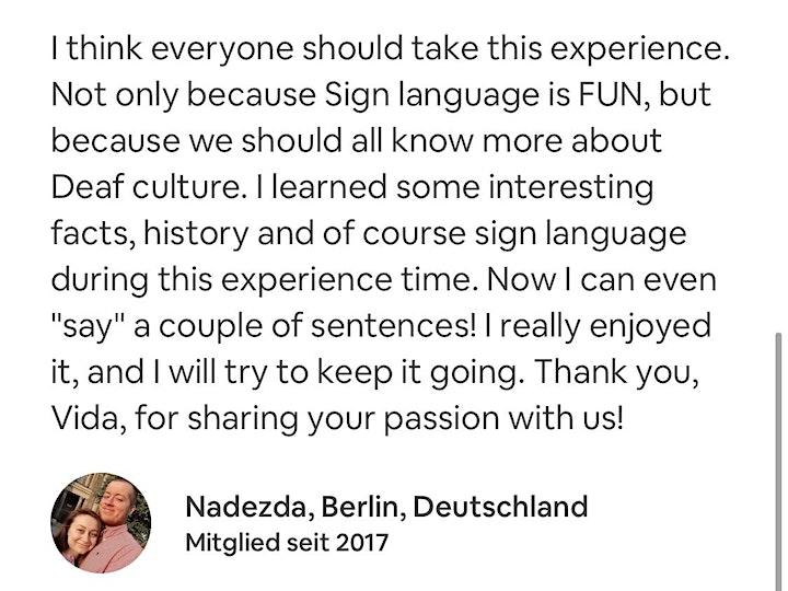 Explore The Magic of Sign Language image