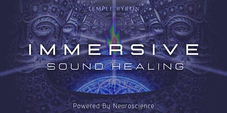 Immersive Sound Healing Experience - Temple Byron tickets