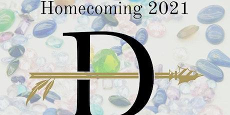 2021 Davidson Homecoming Dance tickets