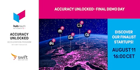 Accuracy Unlocked - Final Demo Day tickets