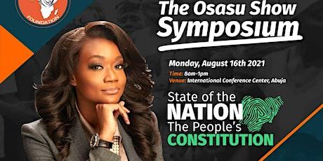 The Osasu Show Symposium 2021 tickets