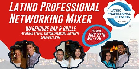 LPN's In Person Latino Networking Mixer tickets