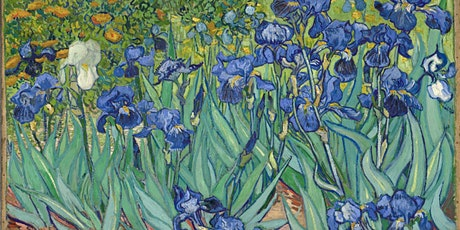 Paint Like Series: Vincent van Gogh - Irises (1889) tickets