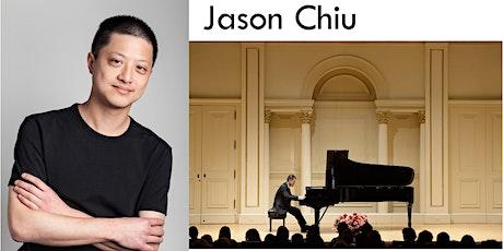 Jason Chiu, piano tickets