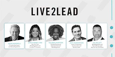 Live2Lead 2021:  San Antonio tickets