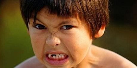Helping children manage their emotions tickets
