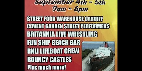 The fun ship street food festival tickets