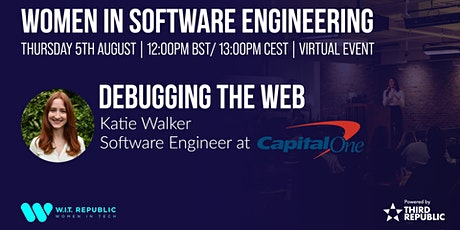 Women in Software Engineering: Debugging The Web tickets
