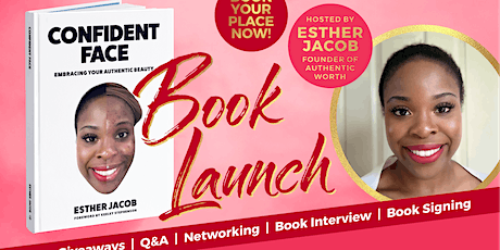 Confident Face Book Launch tickets