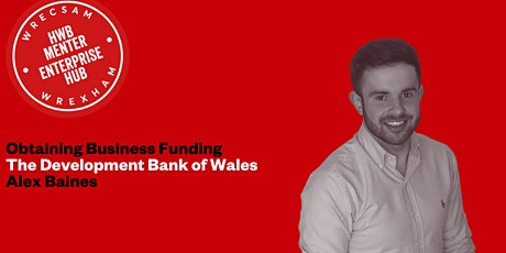 Obtaining Business Funding : Alex Baines tickets