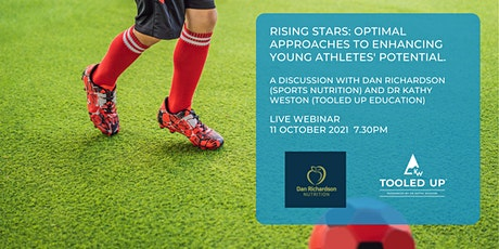 Rising Stars: Optimal Approaches to Enhancing Young Athletes' Potential tickets