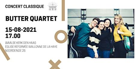 Butter Quartet tickets