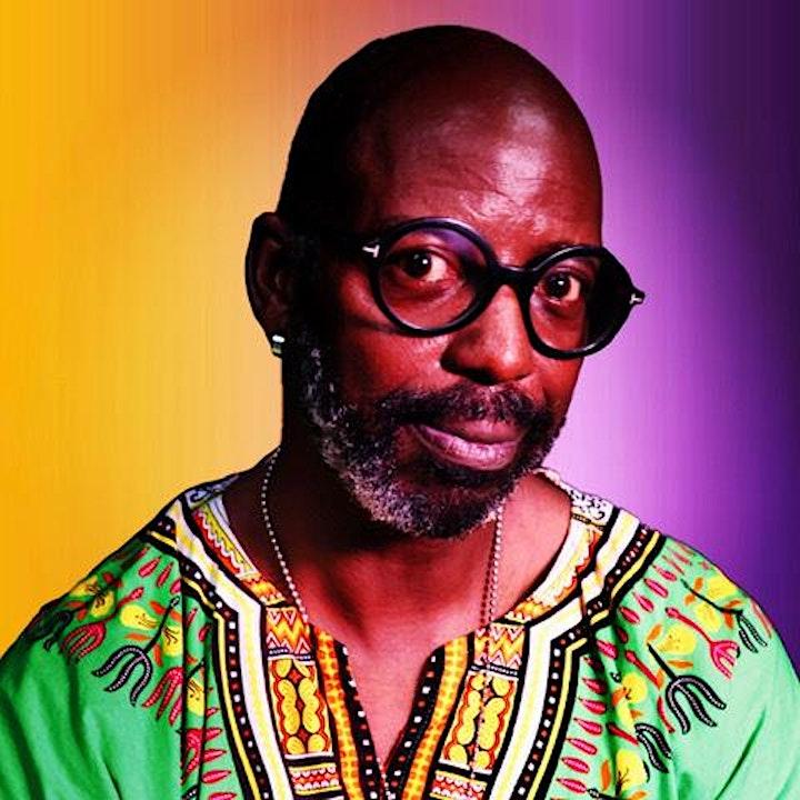 Black Queer Men Matter Too - Free online workshops for Black Queer Men image