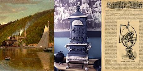 Art, Industry, and Scientific Innovation in 19th Century Peekskill tickets
