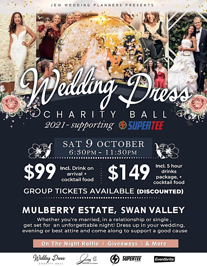 Wedding Dress Charity Ball 2021 image