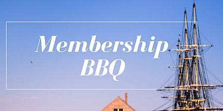 DRC Membership BBQ tickets