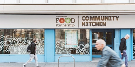 Setting up a Community Kitchen: Our story (online) tickets