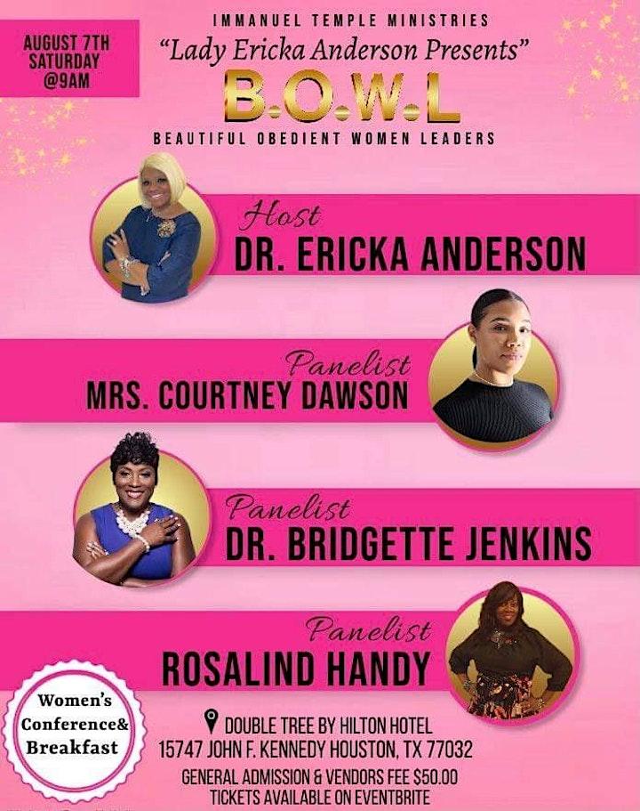 B.O.W.L Beautiful Obedient Women Leaders image