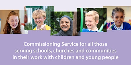Commissioning service - celebrating our work with children and young people tickets