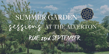 The Alverton Summer Garden Sessions: Rue tickets