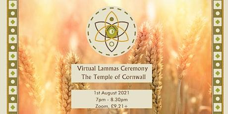 Virtual Lammas Ceremony - The Temple of Cornwall tickets