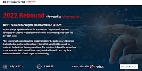 2022 Rebound - Powered by AP Automation biglietti