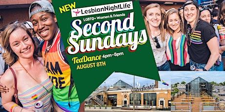 LesbianNightLife - Second Sundays TeaDance tickets