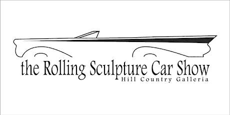2021 Rolling Sculpture Car Show tickets