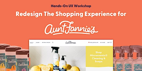 Hands-On UX Research Workshop: E-Commerce Redesign bilhetes
