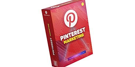 Pinterest & SEO Marketing Masterclass biglietti