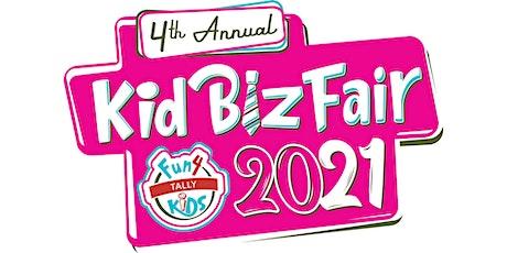 4th Annual Kid Biz Fair with Fun4TallyKids tickets