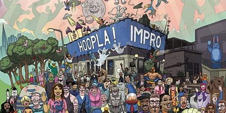 Hoopla's  Improvised Hip Hop Course Showcase! tickets