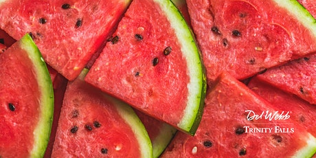 Del Webb Trinity Falls Watermelon Day tickets