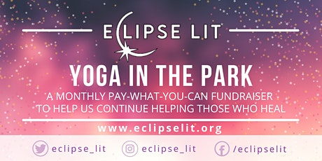 Yoga in the Park Fundraiser tickets