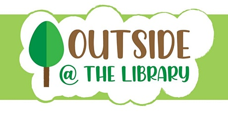 School Age Outside at the Library: Water Play! tickets