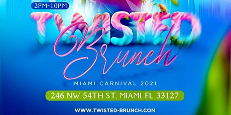 Twisted Brunch tickets