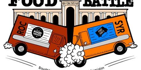Food Truck Battle! tickets
