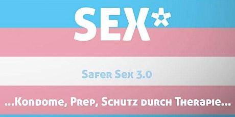 Dating, Coming Outs und Safer Sex für trans* und nicht-binäre Menschen tickets
