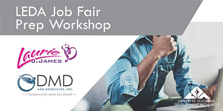 LEDA Job Fair Preparation Workshop 2021 tickets