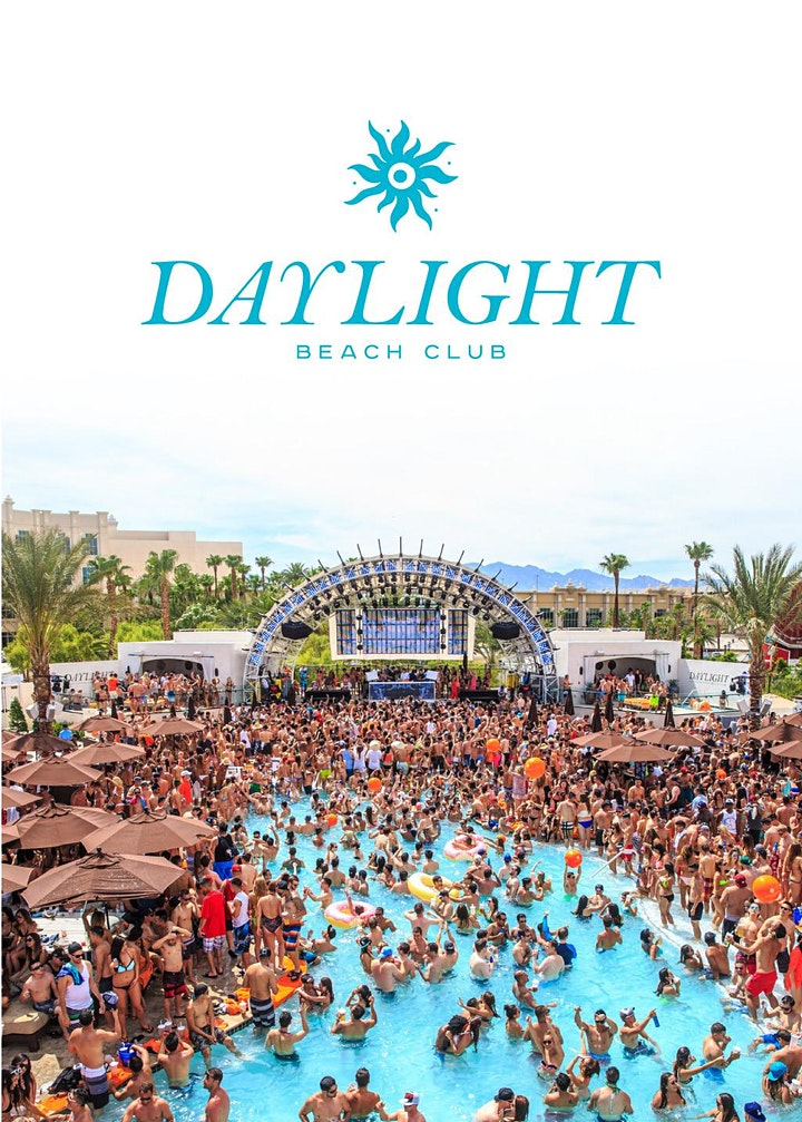 POOL PARTY AT DAYLIGHT BEACH CLUB image